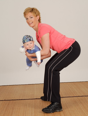 Fernkurs Fitness mit Baby