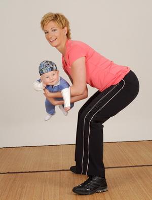 Reiner Fernkurs Fitness mit Baby